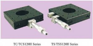 Crossed-Roller Bearing Translation Stage - TS120H-1A